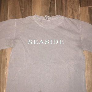 Gray Seaside t-shirt